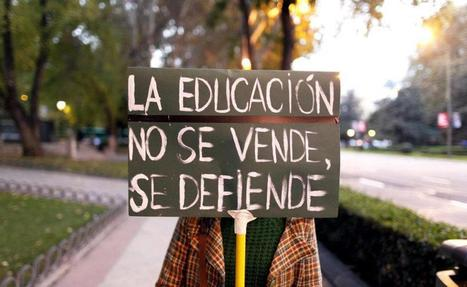 ¡Disparen contra los docentes! | educacion-y-ntic | Scoop.it