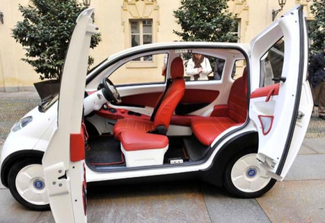 European Electric Micro Car Can Drive On Solar Alone | EarthTechling | Sustain Our Earth | Scoop.it