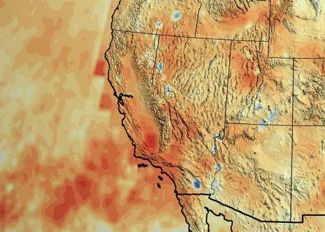A Tale of Two Extremes: Rainfall Across the US | GarryRogers NatCon News | Scoop.it