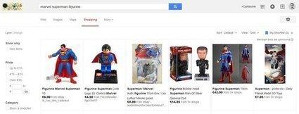 E-Commerce : Google s'inspirerait d'Amazon avec l'achat en 1 clic - Clubic | campagnes-web-marketing | Scoop.it