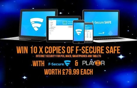 Win 10 x F-Secure SAFE Internet Security Codes For PC, Mac & Android with F-Secure & Play3r.net - Play3r.net | F-Secure in the News | Scoop.it