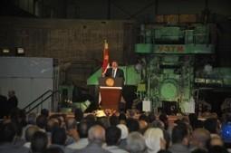 Morsi s'adresse aux travailleurs à l'occasion du 1er Mai | Égypt-actus | Scoop.it