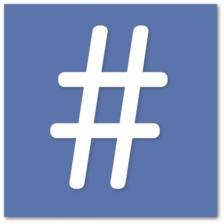 Facebook Hashtags for Brands: What You Need to Know | All about Web | Scoop.it