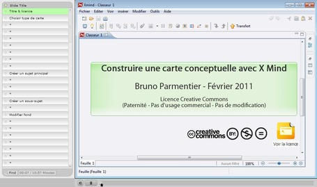 Un tutoriel complet pour XMind | formation 2.0 | Scoop.it