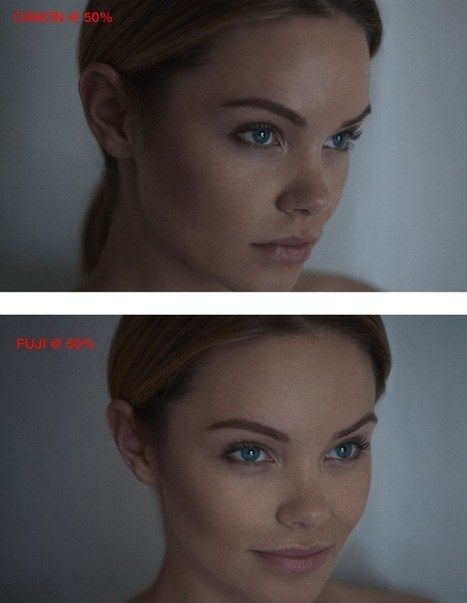Shooting Beauty Portraits - Fuji X-Pro1 vs Canon 5D Mk2 Review: DAY 254 | Sony a99 | Scoop.it