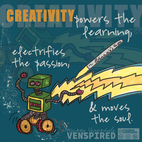 Why The Maker Movement Matters | Venspired | Learning in K-12 Libraries | Scoop.it