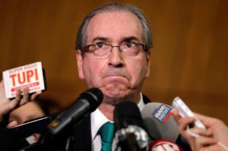 Brésil. Cunha sous les verrous | Econopoli | Scoop.it