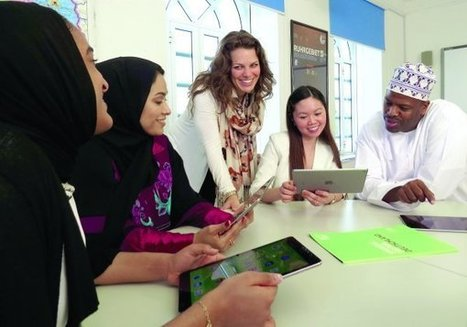 German language gaining popularity in Oman | Angelika's German Magazine | Scoop.it