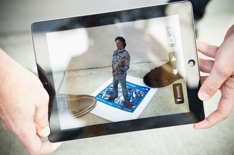 Augmented Reality Avatar 'Top Gear' Host Narrates London Museum Exhibits | 101 Cool Things to Try | Scoop.it