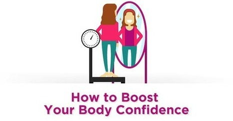 INFOGRAPHIC: 14 Ways to Improve Your Body Image Right Now | Eating Disorders in the News | Scoop.it