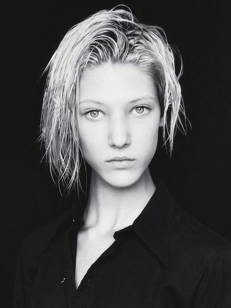 [freshly on board] Madison Crider @ Next Model Management in Paris ('new faces' division) | CHICS & FASHION | Scoop.it