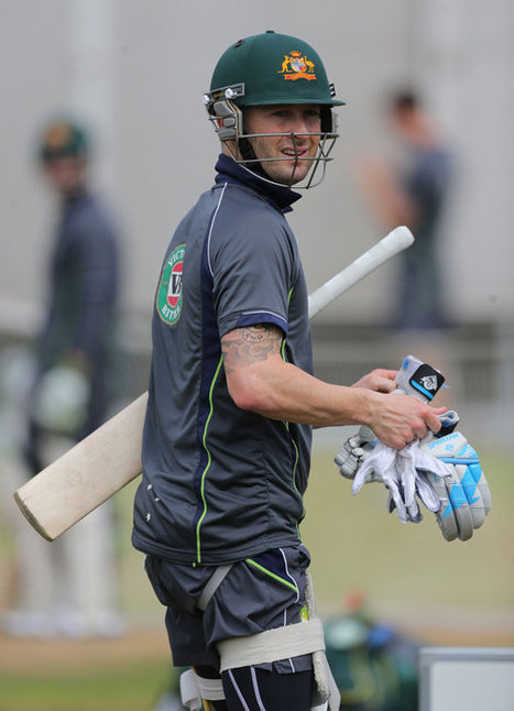 Clarke crazy not to bat at No.3: Chappell | Sports | Scoop.it