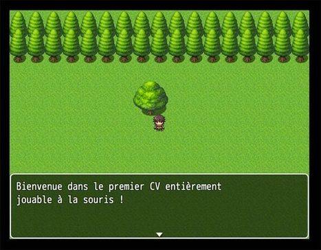 Un concepteur-rédacteur créé un jeu-vidéo en guise de CV | CV et recrutement innovant... | Scoop.it