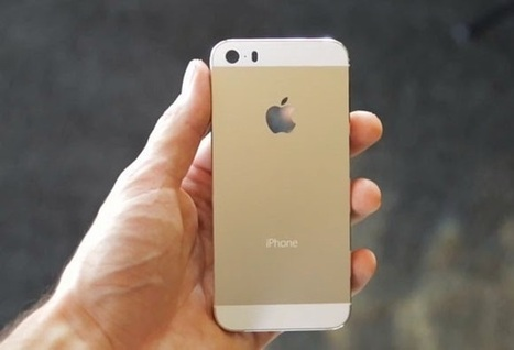 Apple iPhone 5S avis |Meilleures applications android | titandroid | Scoop.it