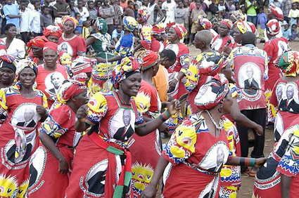 The population of tribes in Malawi are as follows:   Malawi   Scoop.it