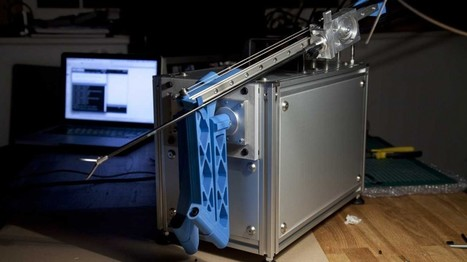 Open Source, Surgery Bot - 3D Printing Industry | e-merging Knowledge | Scoop.it