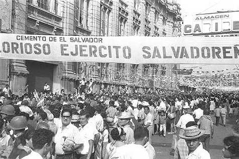 El Salvador vs Honduras, 1969: The 100-Hour War | El Salvador, Kailin Sweet | Scoop.it