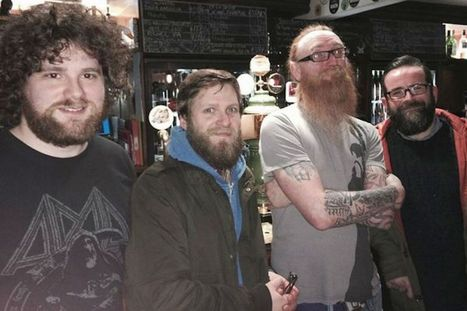 Britain's most beard-friendly pub crowned by fuzz-faced experts | International Beer News | Scoop.it
