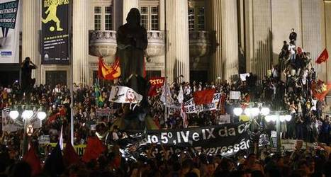 Ciberativismo mostra sua força no Brasil | Digital Protest | Scoop.it