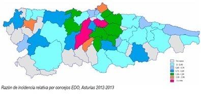 AsturSalud - Parotiditis en Asturias. Brote 2012-2013 | healthy | Scoop.it