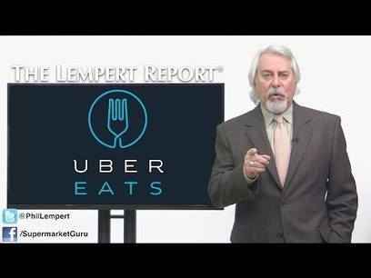 Is Uber Eat(s) Setting Itself Up for Defeat? | Ethics and Social Responsibility | Scoop.it