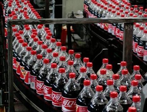 Coca-Cola goût chlore en Chine. | Actualité de l'Industrie Agroalimentaire | agro-media.fr | Scoop.it