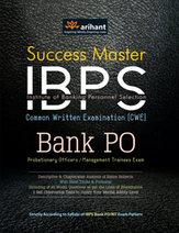 Success Master IBPS (CWE) Bank PO Probationary Officers/Management Trainee Exam book | Bank PO Books,Best Bank PO Preparation Books,Books for Bank PO Exam,Buy Bank PO Books Online | Scoop.it