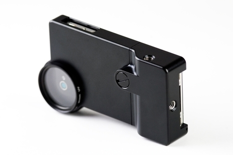 You can now attach Nikon lenses to an iPhone 4 | Nikon Rumors | Technology and Gadgets | Scoop.it