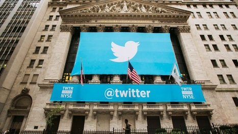 User Growth for Twitter Starts to Slow, and Stock Dips   Gov & law - Katelynn   Scoop.it