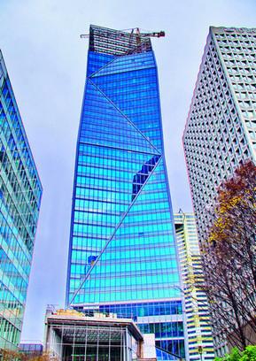Actu bâtiment / Batiscope : Chantier géant : première mondiale à La Défense | oussama rajeh | Scoop.it
