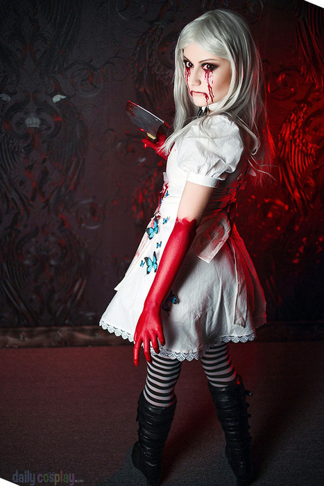 Alice Hysteria (Artbook Version) from Alice: Madness Returns - Daily Cosplay .com | Alice Madness Returns | Scoop.it