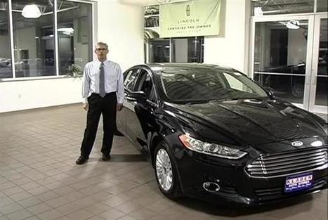 FordCarGuy - Chris Dickinson - Sales Consultant, Klaben Ford Lincoln, Kent, OH | Ford Cars, Trucks & SUV's | Scoop.it
