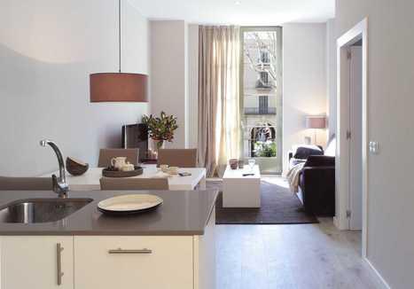 Luxury furnished apartment for rent in las Ramblas, Barcelona   Barcelona   Scoop.it