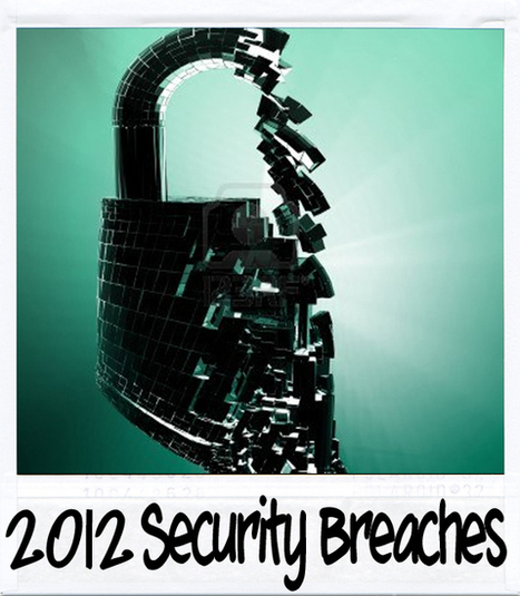 2012 Security Breaches - Guardian Network Solutions | Guardian Network Solutions | Scoop.it