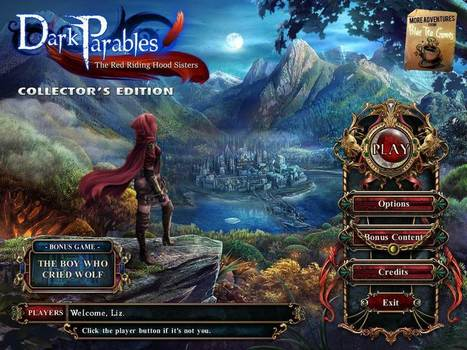 Dark Parables: The Red Riding Hood Sisters Walkthrough | CasualGameGuides.com | Casual Game Walkthroughs | Scoop.it