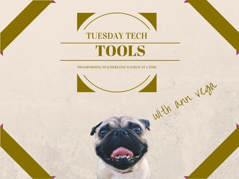 Librarians on the Fly: Tuesday Tech Tools - Digital Compass | Educational technology | Scoop.it