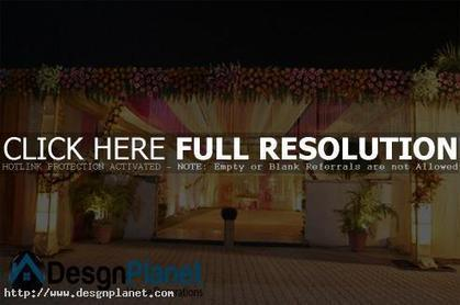Notable Characteristics of Wedding Reception Decor - Home Decorations | Travel and Tour | Scoop.it