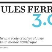 Jules Ferry 3.0, Concertation sur l'éducation et le numérique   ki-learning.fr Conseil, études, e-formation 2.0   Scoop.it