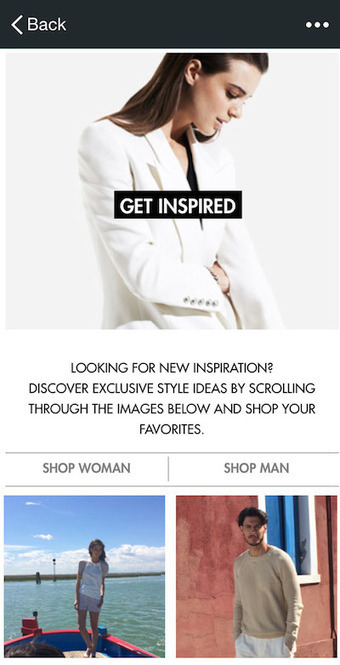 Yoox partners with WeChat to socialize mobile commerce - Luxury Daily - Mobile | Digital Habits and Social Media Life | Scoop.it