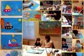 Ετοιμαστείτε για πολύχρωμα εργαστήρια στο Πειραιώς Τέχνη | Creating and learning with children | Scoop.it