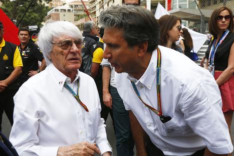 F1 Fanatic round-up: CVC 'to drop Ecclestone even if he wins' | F1 news 2014 | Scoop.it