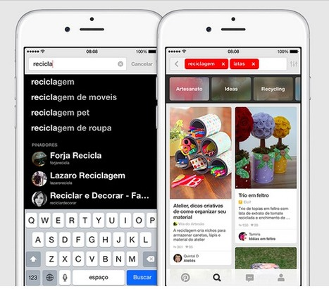 Pinterest rolls out localized search to better serve international users | digital marketing strategy | Scoop.it