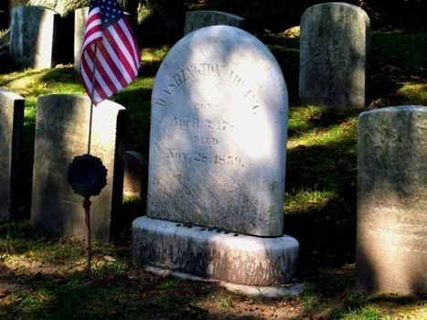 Grave Sightings: The Legend of Sleepy Hollow | Fabulous Bloggers and Interesting posts | Scoop.it
