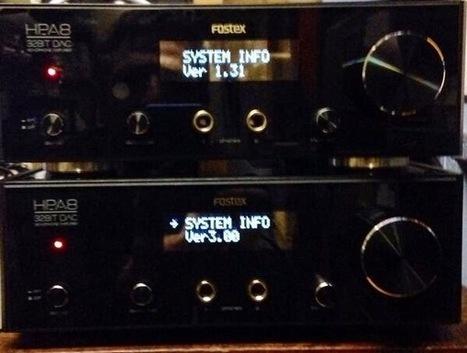 Musique Audiophile: Fostex HP-A8C, une mise à jour plutôt étonnante ! | Fostex | Scoop.it