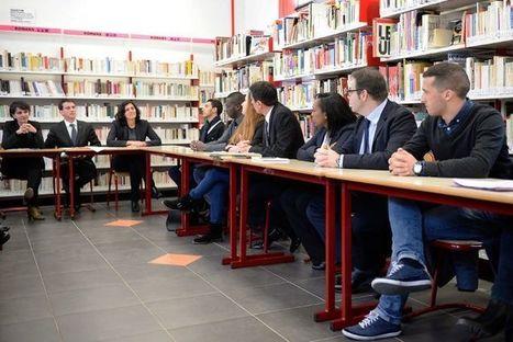 Des profs de Marseille écœurés par «la mascarade» d'une visite ministérielle | Shabba's news | Scoop.it