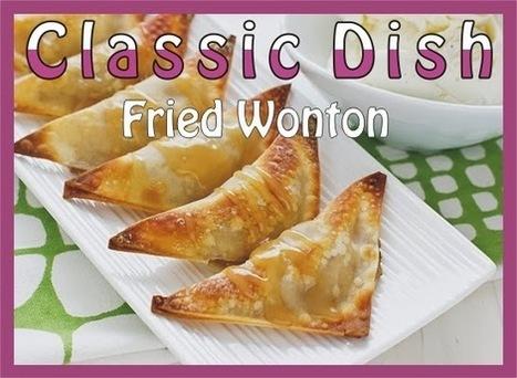 FRIED WONTON | Online Information | Scoop.it
