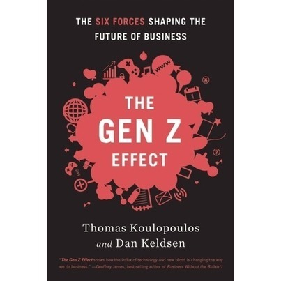 The Gen Z Effect   Books That Made Me Think Differently   Scoop.it
