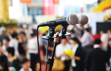 Petrified of Public Speaking? Keep These Tips and Your Audience's Fears in Mind - Entrepreneur | The Business Presenter | Scoop.it