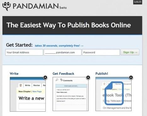 Pandamian – Para escribir y publicar tu libro en Internet | Recull diari | Scoop.it