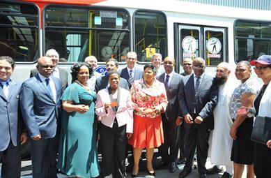 Joburg launches Rea Vaya phase 1B - Joburg | Transport | Scoop.it